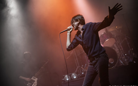Suede, April 2019 UK tour: Southampton performance at O2 Guildhall Southampton on 27 April
