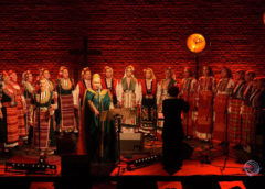 THE MYSTERY OF THE BULGARIAN VOICES featuring LISA GERRARD – live at Queen Elizabeth Hall London
