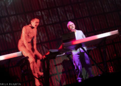 "Howard Jones ""Transform 35 Anniversary Tour"": The London Palladium show review"