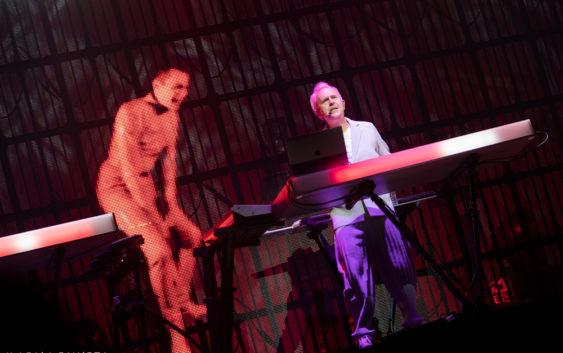 "Howard Jones ""Transform 35 Anniversary Tour"": The London Palladium show review"