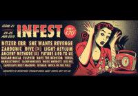 Infest Festival 2019, 23-25 August, Bradford, UK