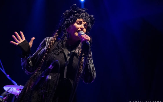 Lene Lovich Band @ O2 Shepherd's Bush Empire, London, 21 June 2019 – Gallery