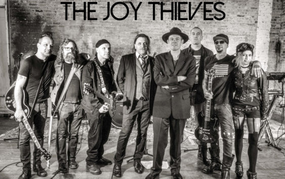 The Joy Thieves reveal new music video, (almost) their entire lineup, and a look behind the scenes