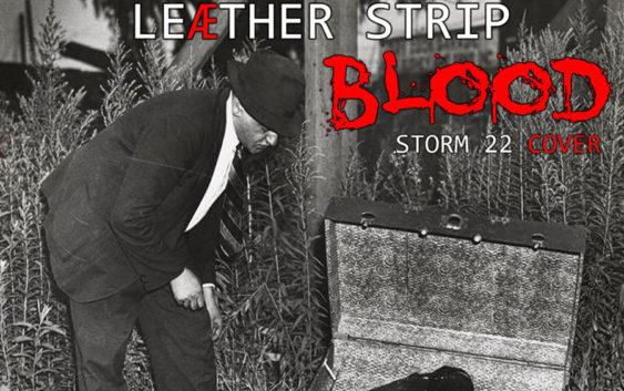 LÆBEL presents new single from Leæther Strip