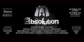 Absolution Festival Announces Dates and Line up