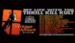 Curse Mackey Tour With My Life With The Thrill Kill Kult, Festival Dates and Participation in Pigface