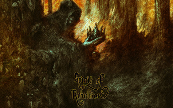 """MORTIIS announces new release """"Spirit Of Rebellion""""and reveals its artwork"""