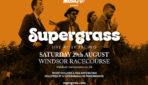"Supergrass ""Live After Racing"" @ Windsor Racecourse, 29 August 2020"