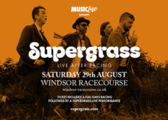 """Supergrass """"Live After Racing"""" @ Windsor Racecourse, 29 August 2020"""
