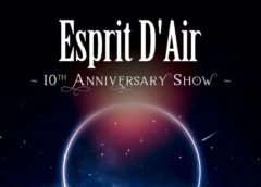 Esprit D'Air special 10th anniversary show at The Dome in London