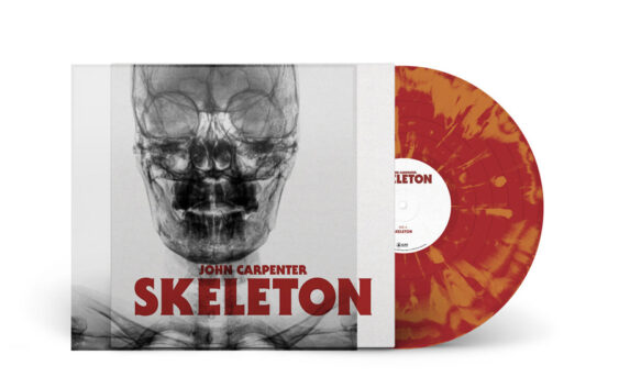 "John Carpenter ""Skeleton"" – single review"