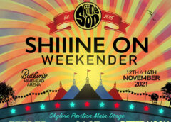 Shiiine On Weekender announces 2021 Line Up