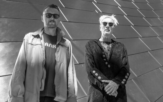 """Front Line Assembly interview: Bill Leeb talks about """"Mechanical Soul"""", Noise Unit and more"""
