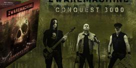 Zwaremachine release new album Conquest 3000